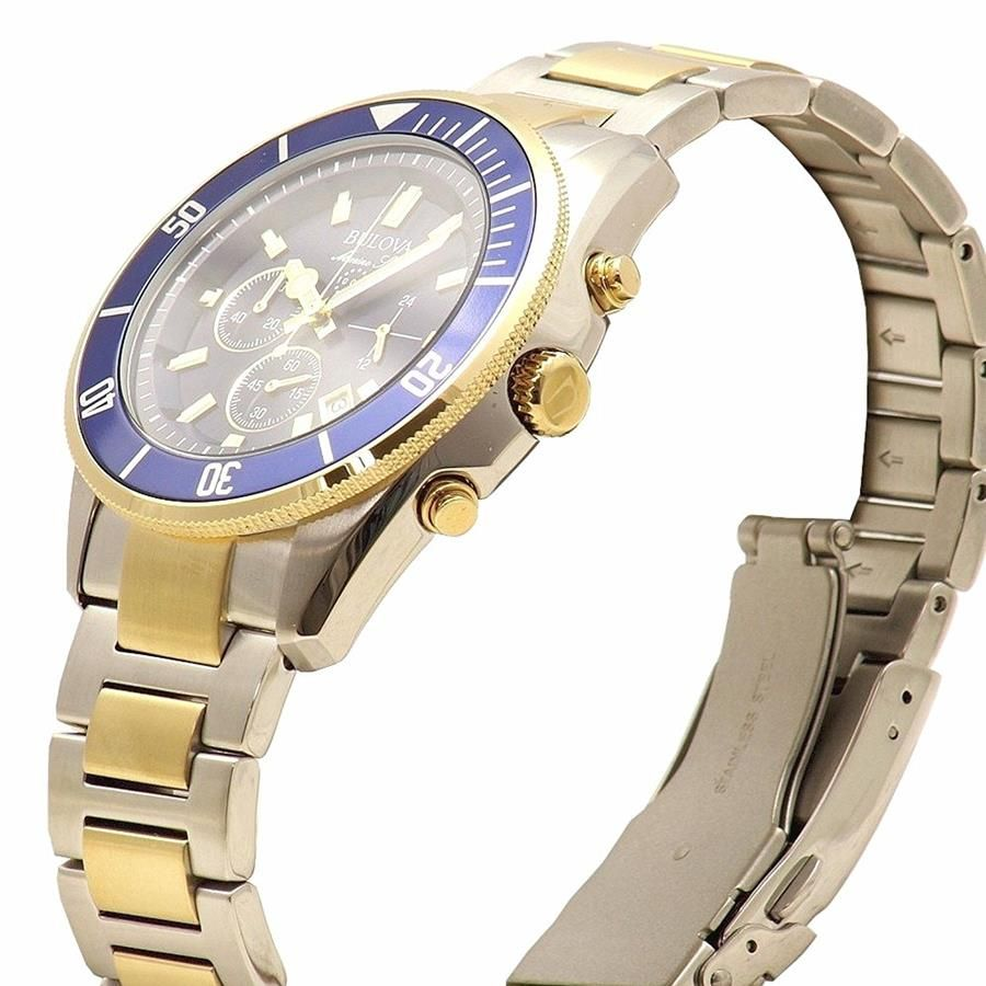 94566576f63 ... Relógio Bulova Masculino Ref  Wb31989a - Relógios Web Shop ...