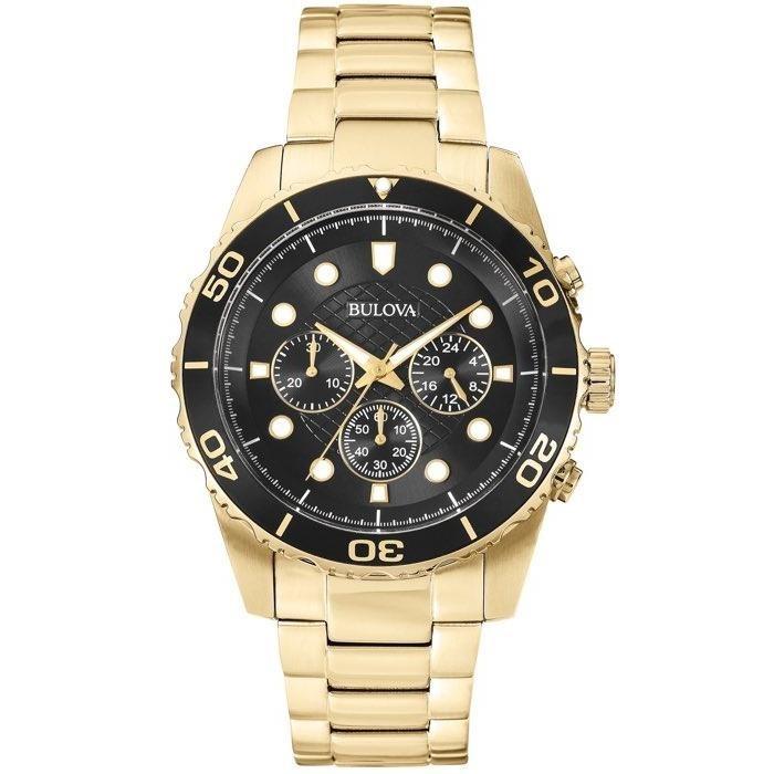 be200914423 Relógios Web Shop Relógio Bulova Masculino Ref  Wb31989u