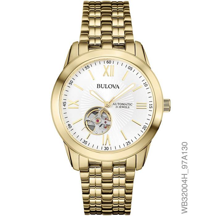 301fad25f88 Relógios Web Shop Relógio Bulova Masculino Ref  Wb32004h Automático