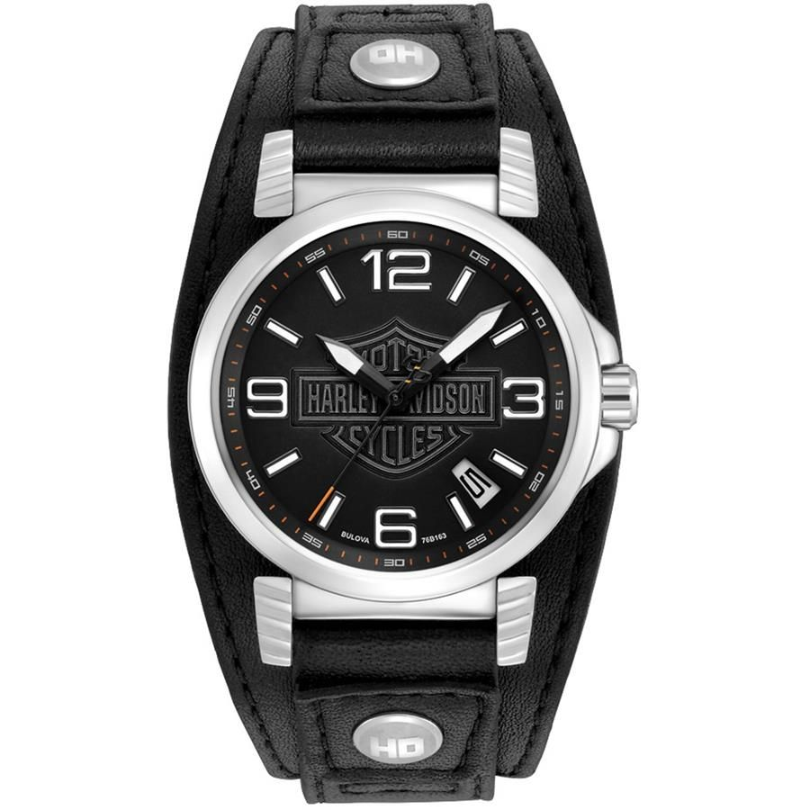 4a7bff4d1b0 Relógio Bulova Masculino Ref  Wh30000t Harley Davidson - Relógios Web Shop  ...
