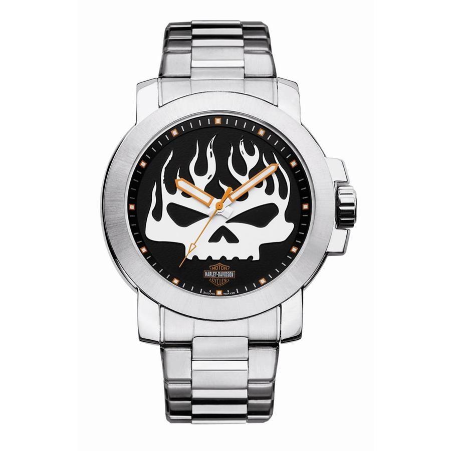 156ee4c7def Relógios Web Shop Relógio Bulova Masculino Ref  Wh30135t Harley Davidson