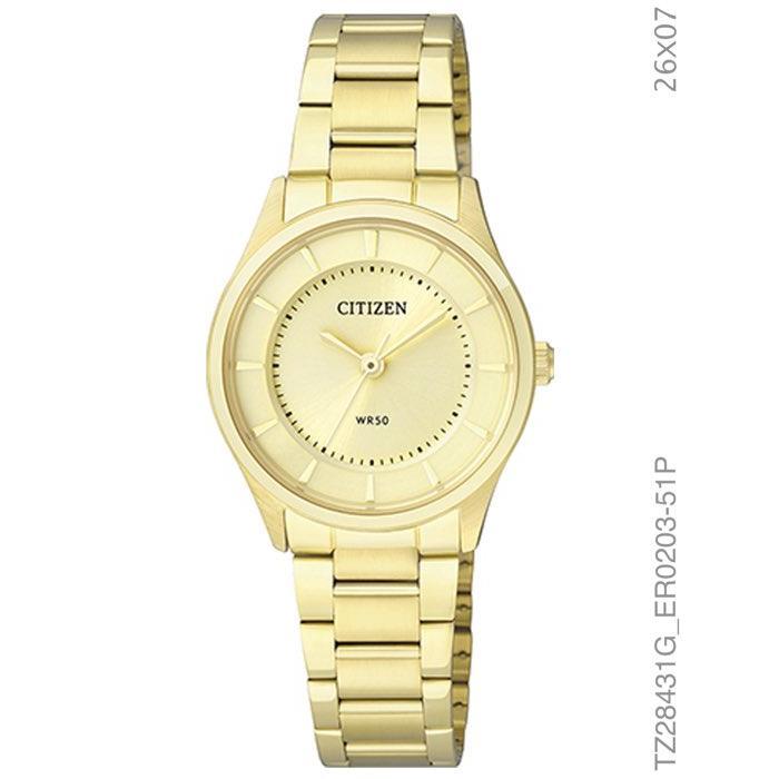 e9d308b3b1d Relógios Web Shop Relógio Citizen Feminino Ref  Tz28431g