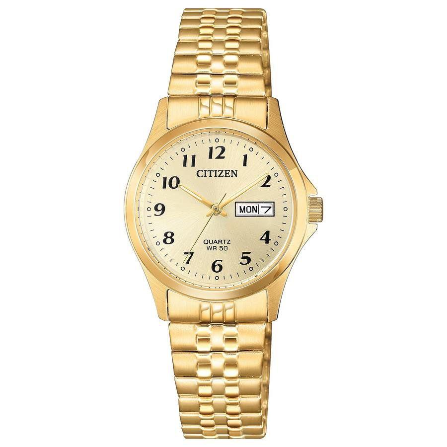 c6d51659c79 Relógios Web Shop Relógio Citizen Feminino Ref  Tz28520g Social Dourado