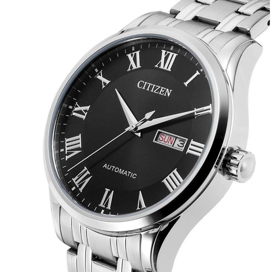 ade0bd3ae40 ... Relógio Citizen Masculino Ref  Tz20797t Automático Prateado - Relógios  Web Shop