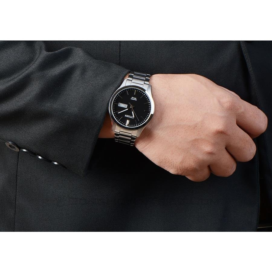 0d8e365fe55 ... Relógio Citizen Masculino Ref  Tz20822t Social Prateado - Relógios Web  Shop