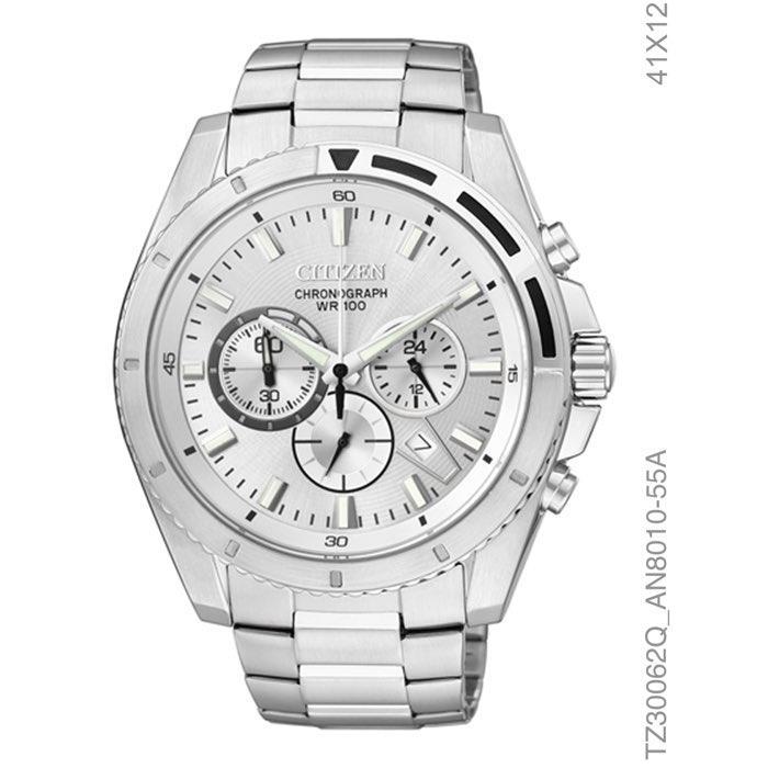 525ca0e4be4 Relógio Citizen Masculino Ref  Tz30062q Cronógrafo - Relógios Web Shop ...