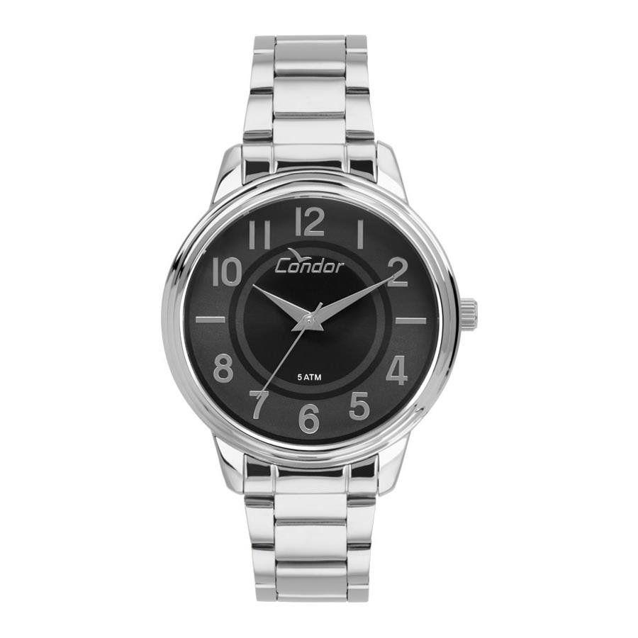 d8821707133 Relógios Web Shop Relógio Condor Feminino Ref  Co2035kuw k3p Kit  Gargantilha e Brincos