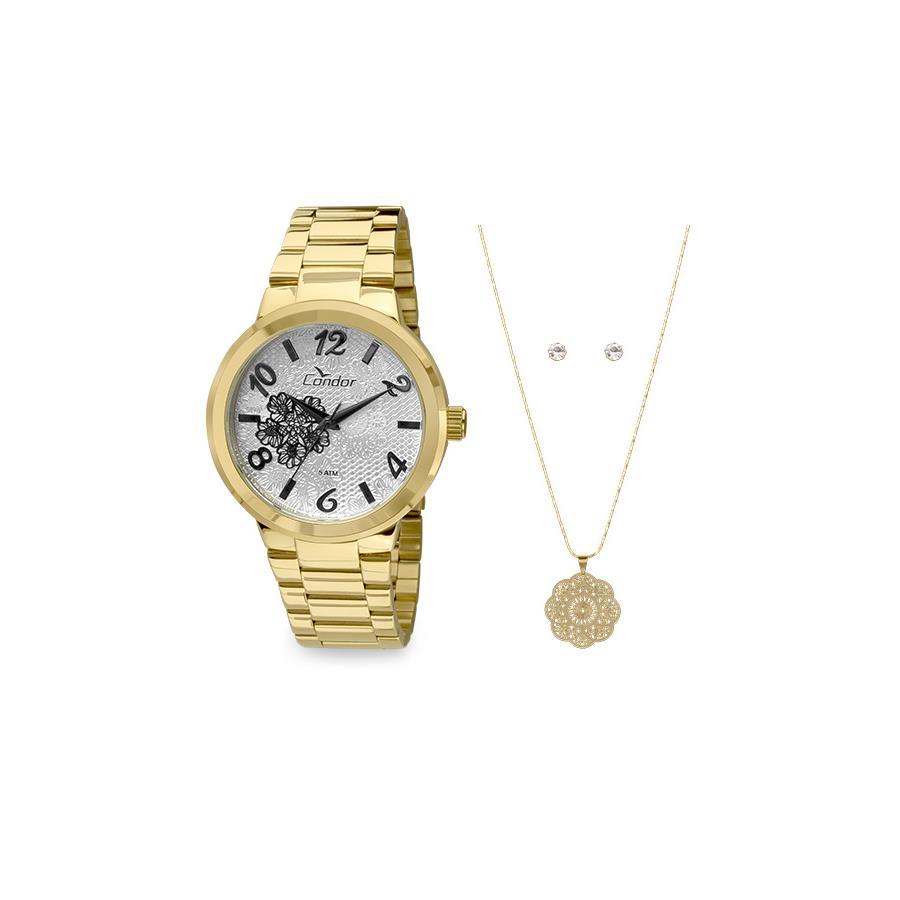 245eb1b6edc Relógio Condor Feminino Ref  Co2036db k4k - Kit Mandala - Relógios Web Shop  ...
