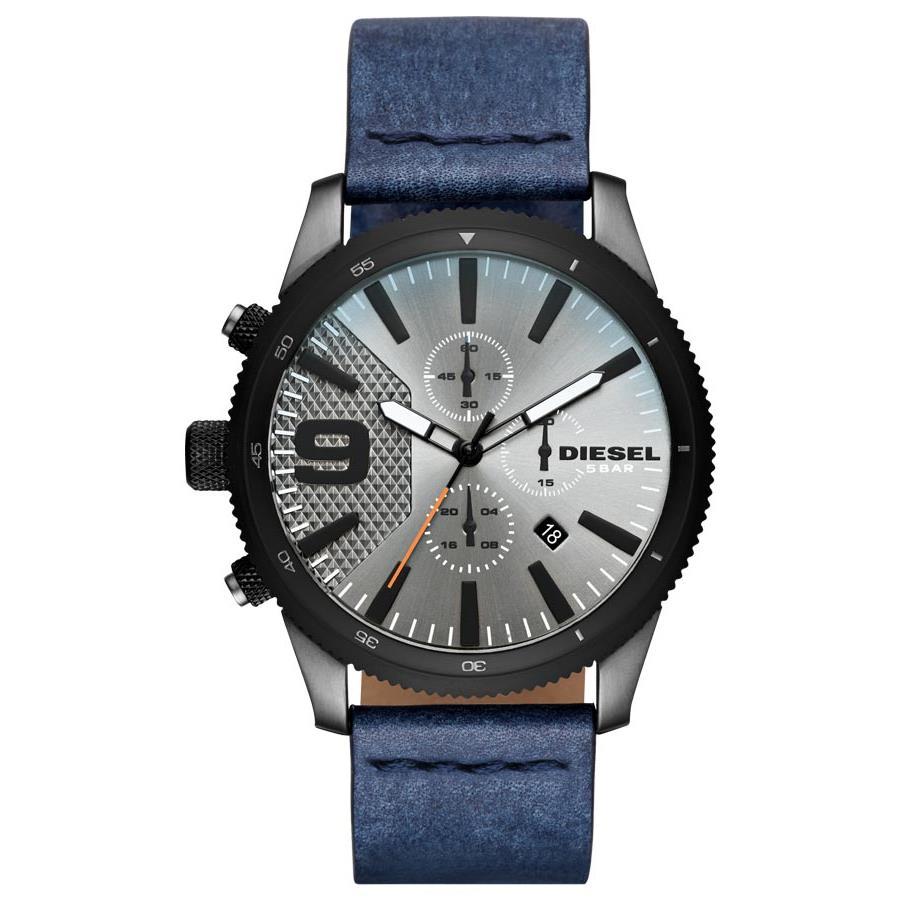 956b26c1c5b Relógio Diesel Masculino Ref  Dz4456 0an Black - Relógios Web Shop ...