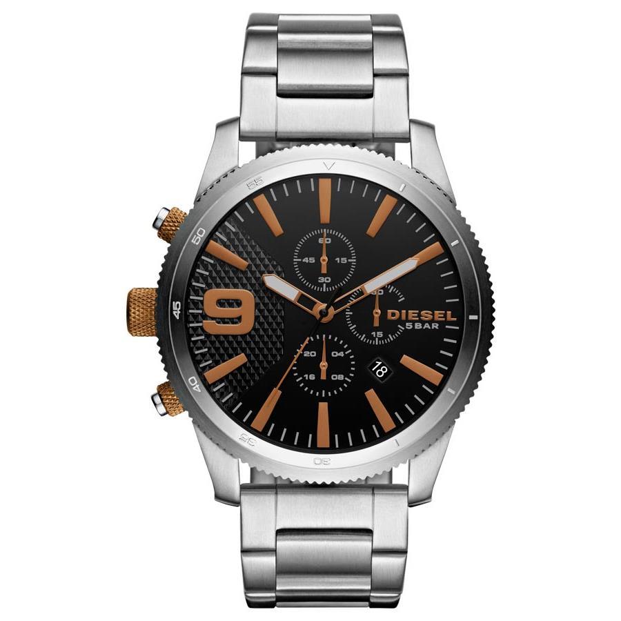 352f03f5501 Relógio Diesel Masculino Ref  Dz4457 1pn Prateado - Relógios Web Shop ...