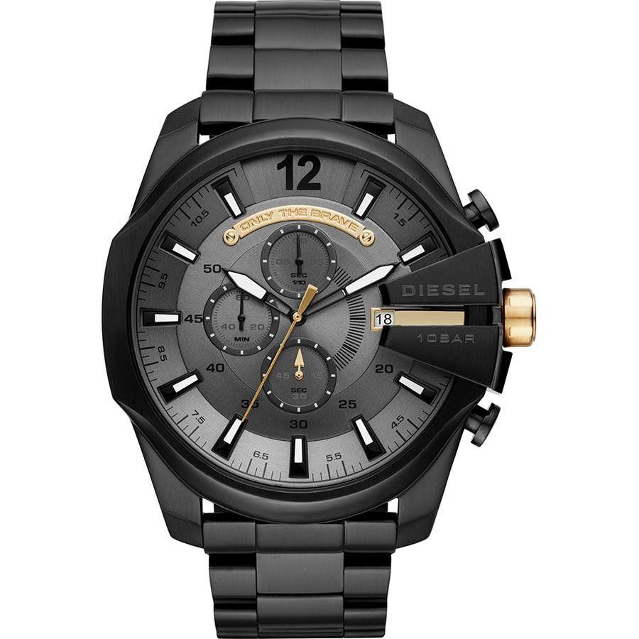 8947462381b Relógio Diesel Masculino Ref  Dz4479 0pn Big Case Black - Relógios Web Shop  ...