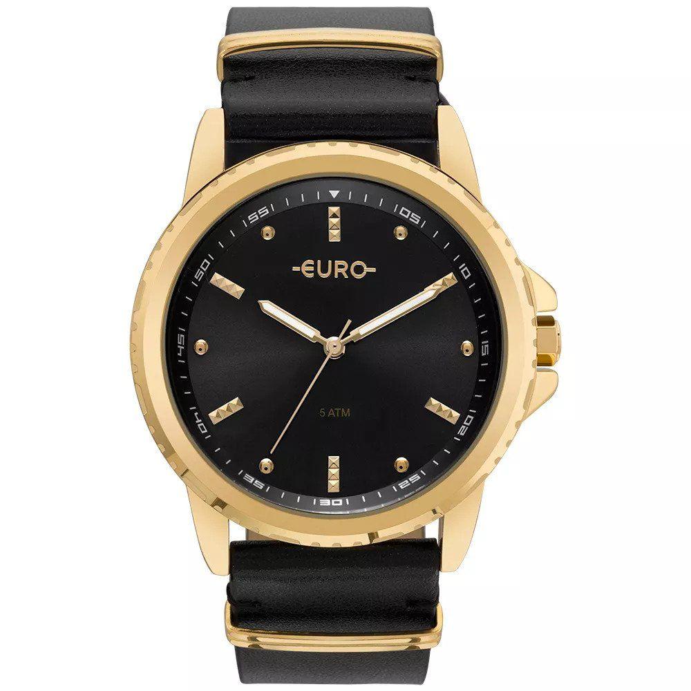 ad09d55387db4 Relógios Web Shop Relógio Euro Feminino Ref  Eu2035ynn 4d Fashion Dourado