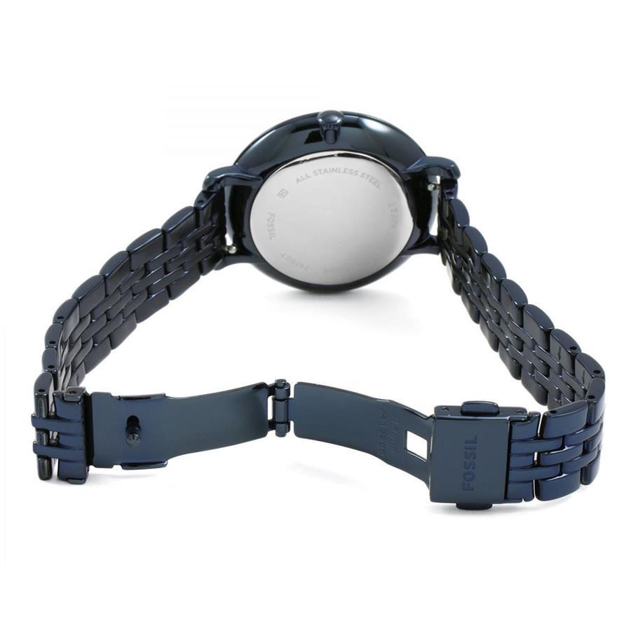 c8ae81314f8 ... Relógio Fossil Feminino Ref  Es4094 4ai Slim Azul - Relógios Web Shop
