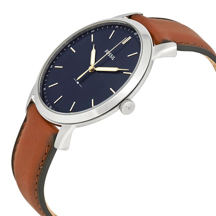 Relógios Web Shop Relógio Fossil Masculino Ref  Fs5304 0an Slim Prateado ff76129d9d