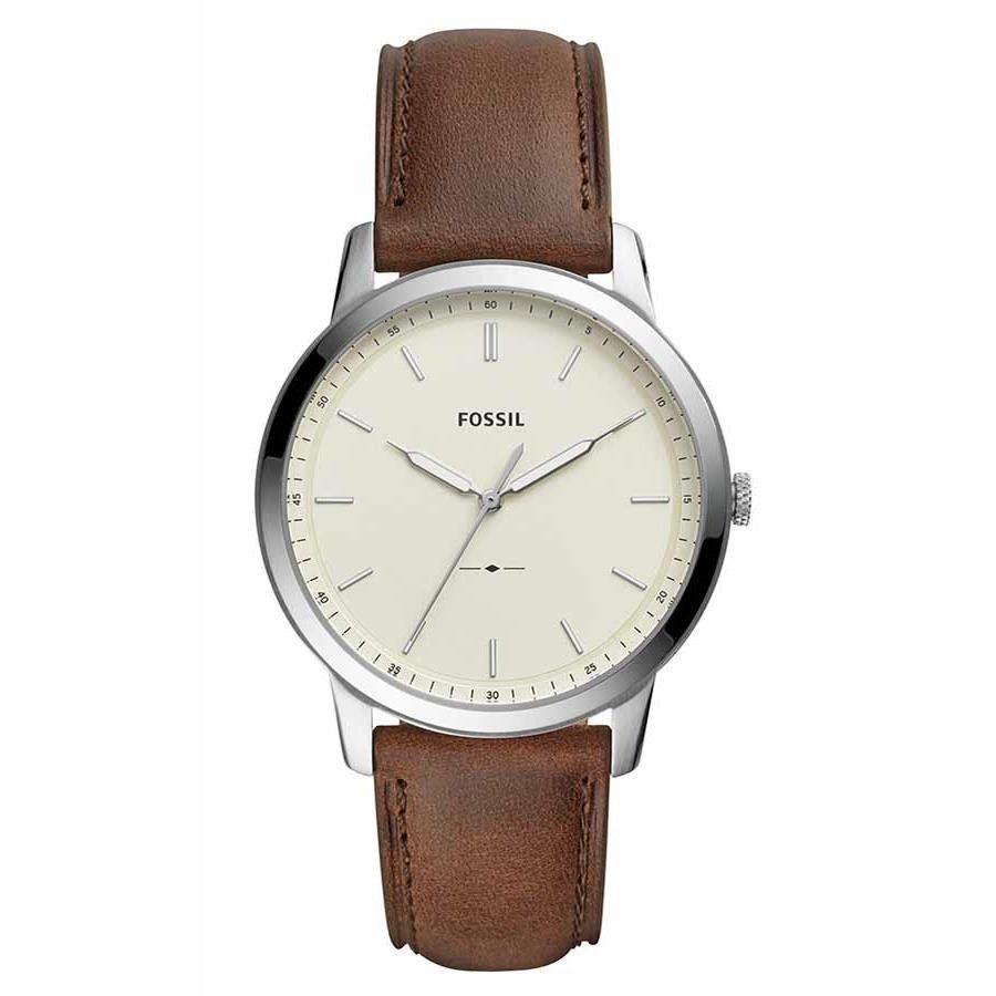 Relógio Fossil Masculino Ref  Fs5439 0mn Slim Prata - Relógios Web Shop ... 61e85f7959