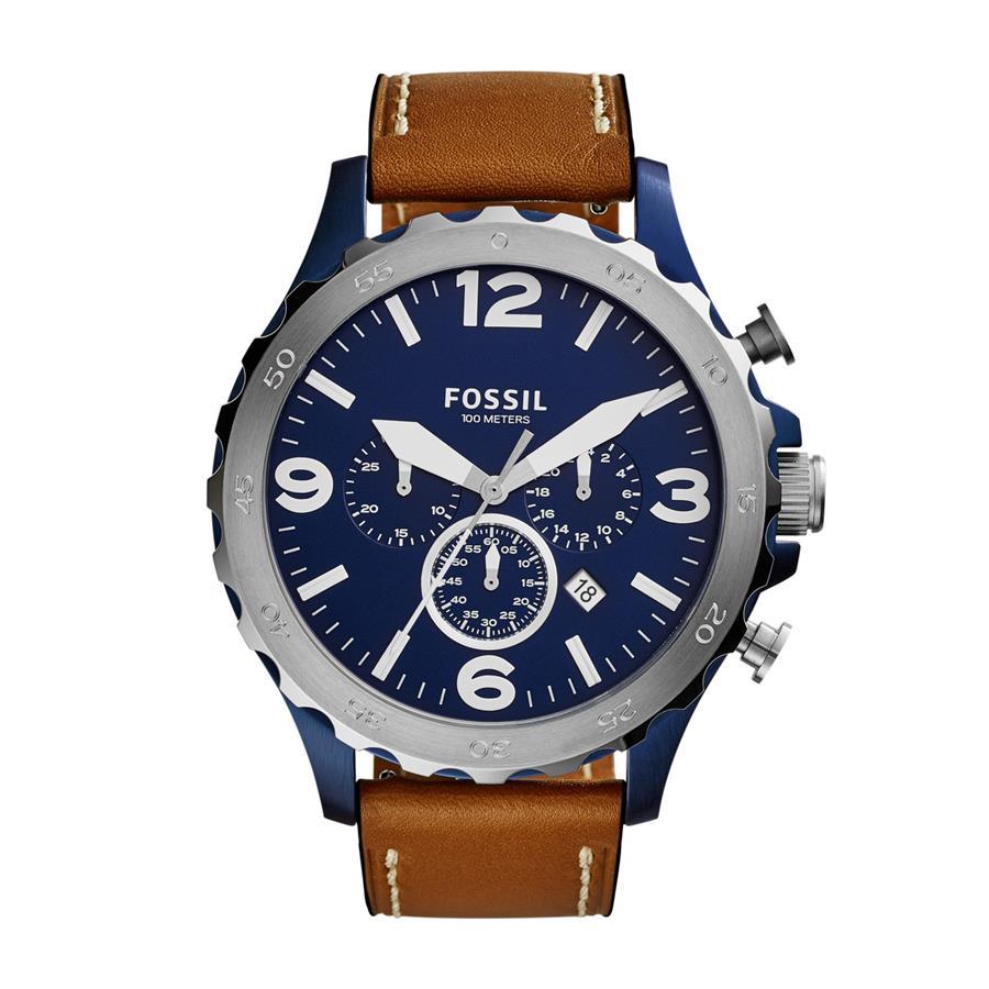 1a081275c9f34 Relógio Fossil Masculino Ref  Jr1504 0an - Relógios Web Shop ...