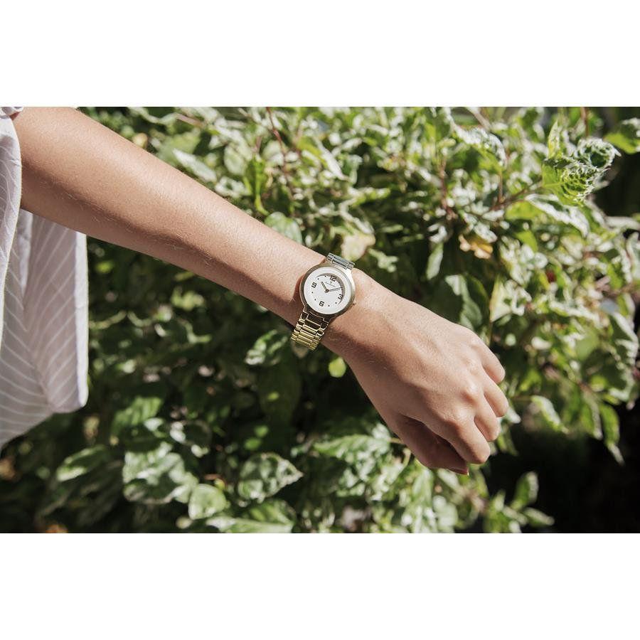 6d5cfed7cdb ... Relógio Jean Vernier Feminino Ref  Jv1121 Social Slim Dourado - Relógios  Web Shop
