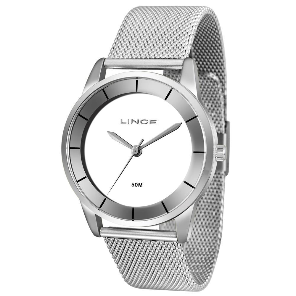 8aca2ac9d760b Relógios Web Shop Relógio Lince Feminino Ref  Lrm4405l B1sx Pulseira Esteira