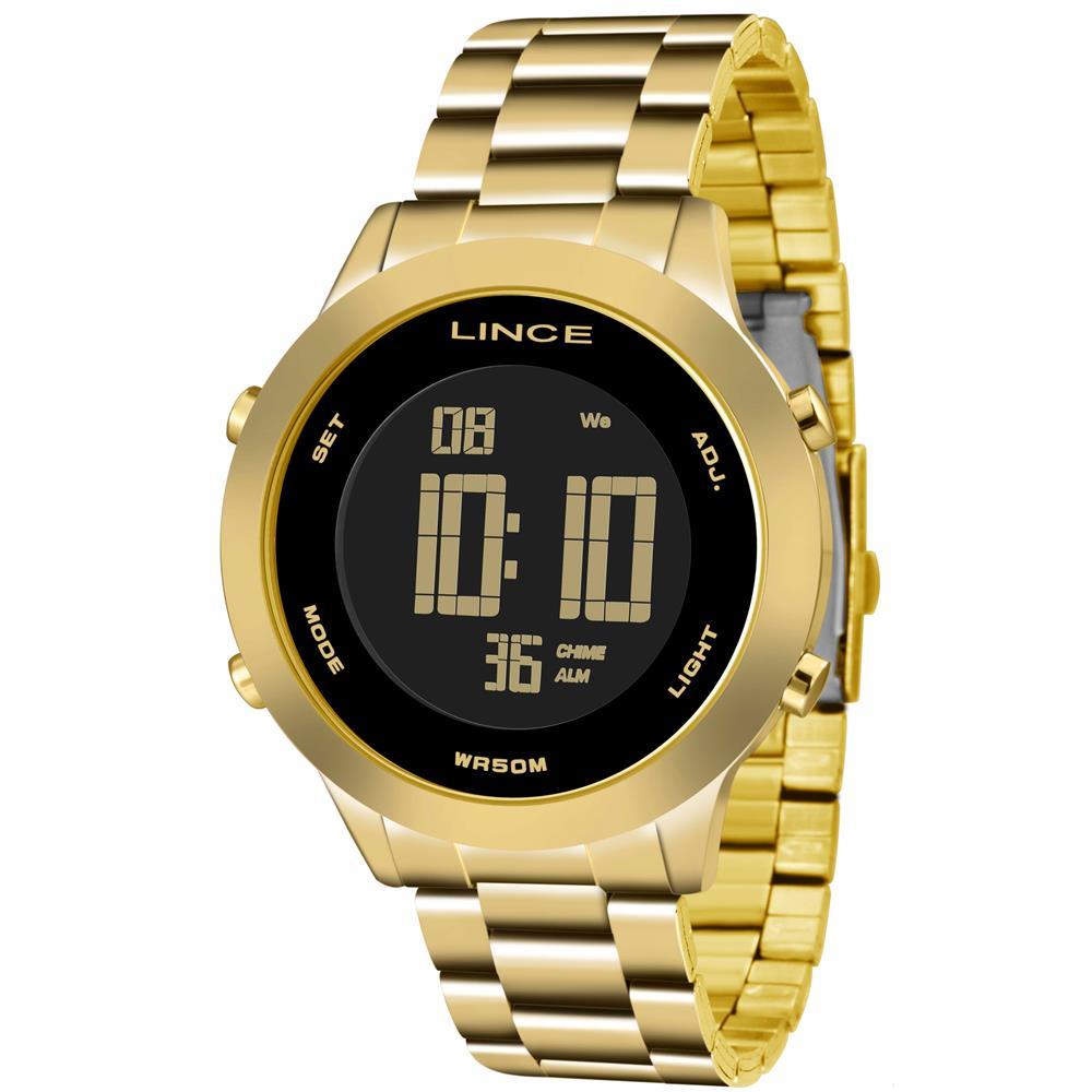04befd18c0f Relógios Web Shop Relógio Lince Feminino Ref  Sdph038l Pxkx Digital Casual