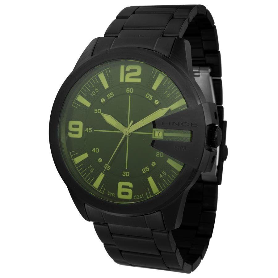 db276eb2339 Relógios Web Shop Relógio Lince Masculino Ref  Mrn4486s P2px Casual Black