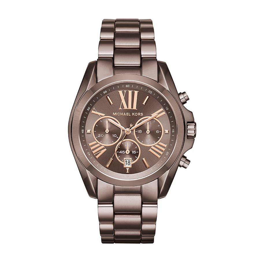 e4b1967c0da15 Relógio Michael Kors Feminino Ref  Mk6247 4mn Chocolate - Relógios Web Shop  ...