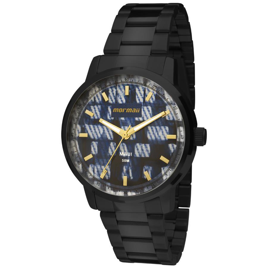 8a064d28e74 Relógios Web Shop Relógio Mormaii Feminino Ref  Mo2036hv 4a Black Esportivo  Mauí