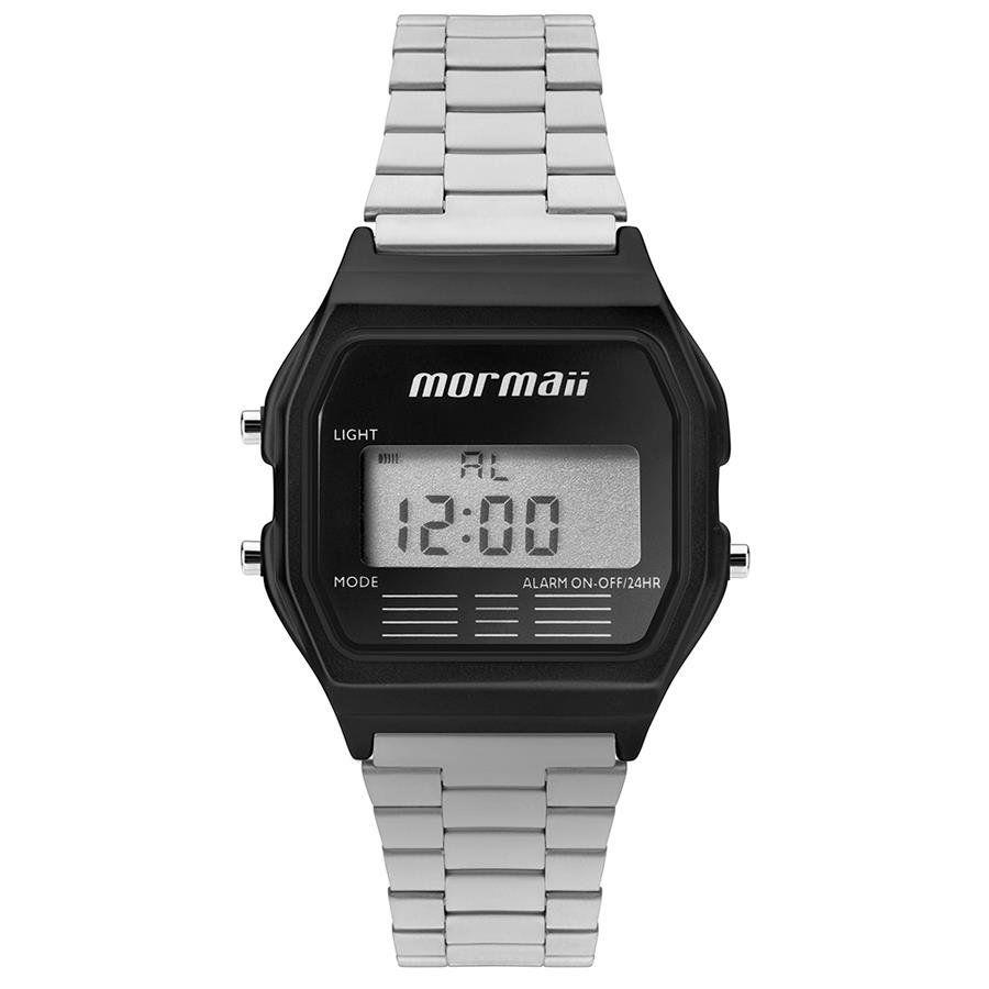 184b1a82ba2 Relógios Web Shop Relógio Mormaii Feminino Ref  Mojh02al 4p Digital Black