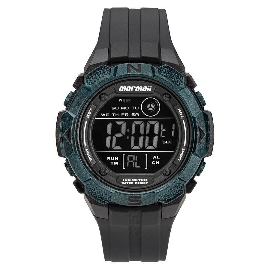 Relógios Web Shop Relógio Mormaii Masculino Ref  Mo2908aa 8v Digital Preto 136b15cf01