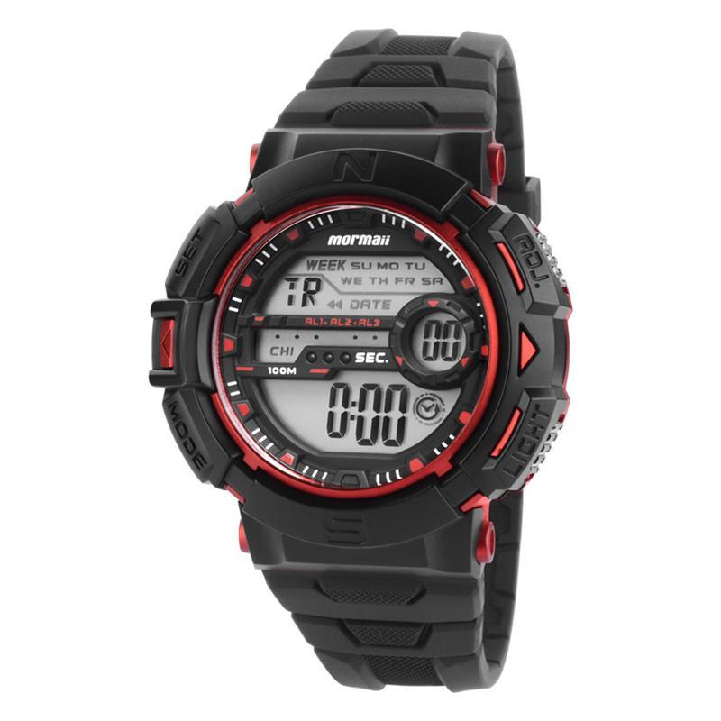 e53715e3bcd Relógios Web Shop Relógio Mormaii Masculino Ref  Mo1069ap 8r