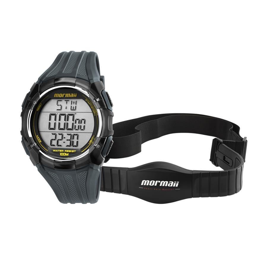 f9588593d62 Relógio Mormaii Masculino Ref  Mo11558a 8a Monitor Cardíaco - Relógios Web  Shop