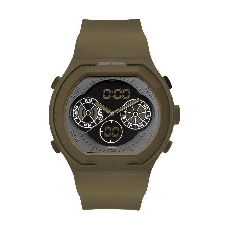 aa468a38893 Relógios Web Shop Relógio Mormaii Masculino Ref  Mo160323ai 8v Anadigi Pato