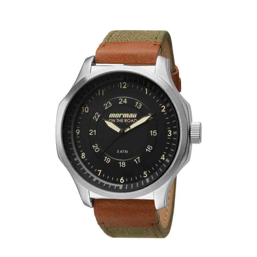 6981a3e7246 Relógios Web Shop Relógio Mormaii Masculino Ref  Mo2035gj 3p On The Road