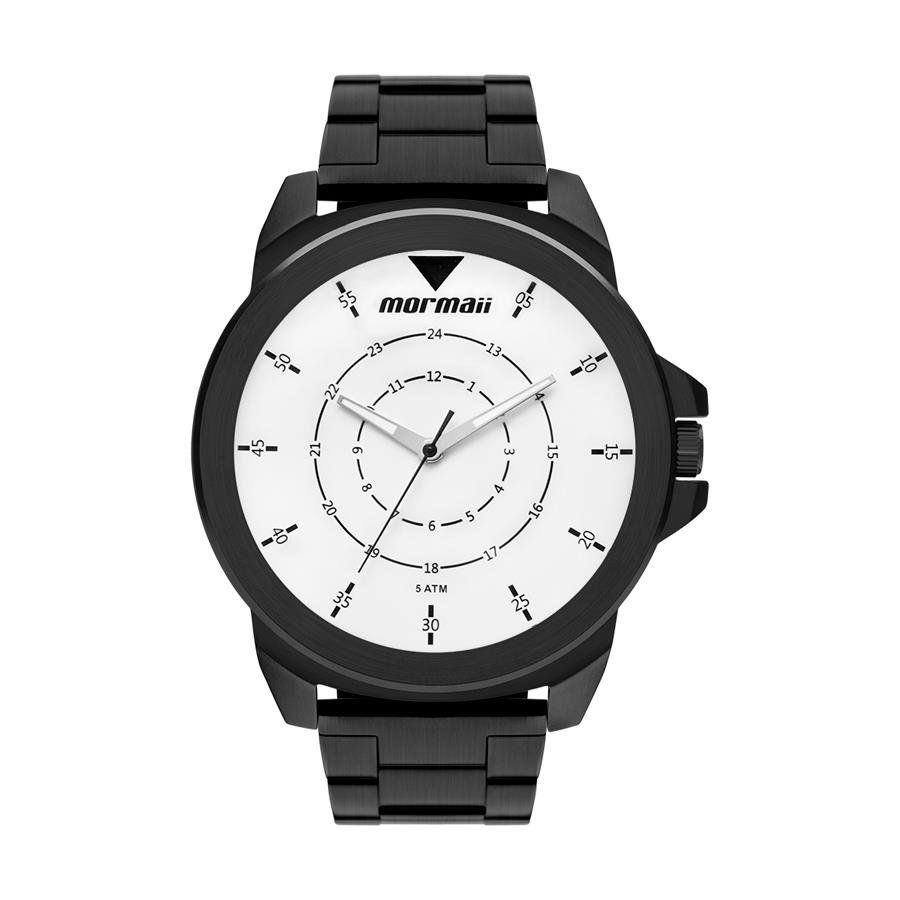 056d54d017e9d Relógios Web Shop Relógio Mormaii Masculino Ref  Mo2035jr 4p Preto