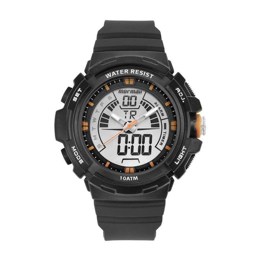 aee3ad95cd0 Relógios Web Shop Relógio Mormaii Masculino Ref  Moad08902 8l Esportivo  Anadigi