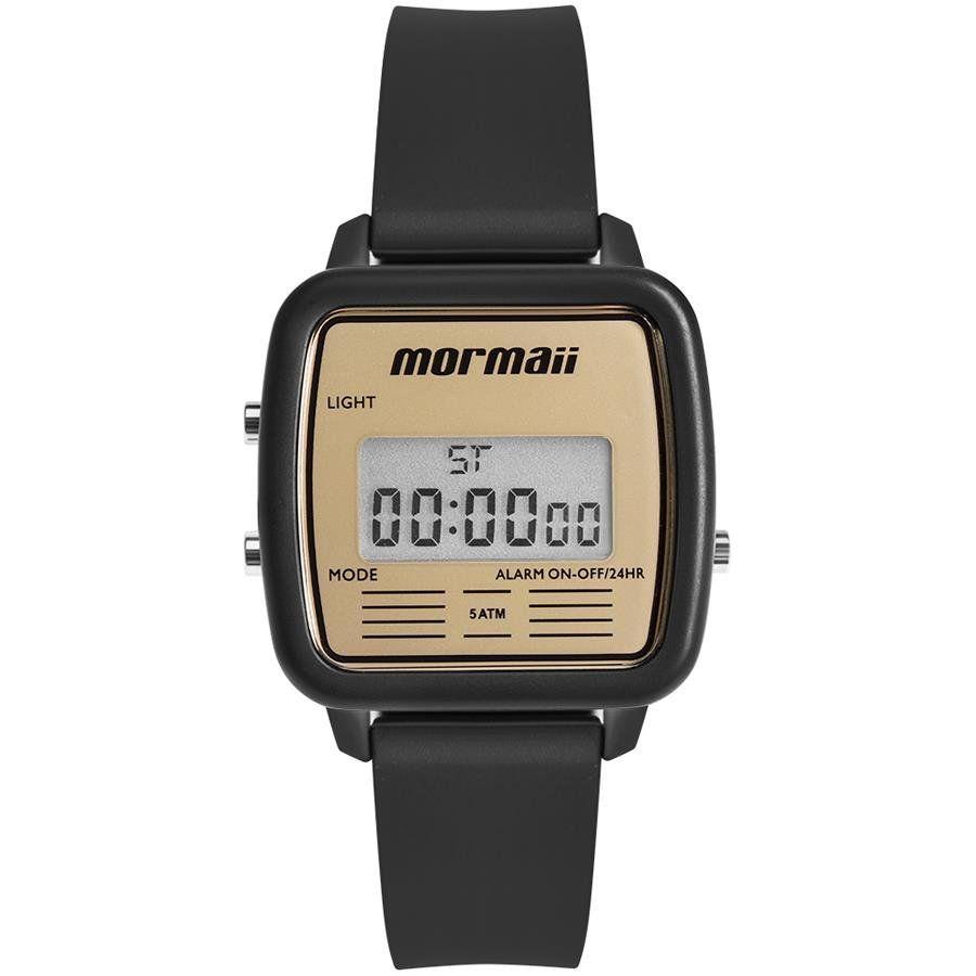 2f416787d73 Relógios Web Shop Relógio Mormaii Masculino Ref  Mojh02av 8d Digital Retrô  Preto
