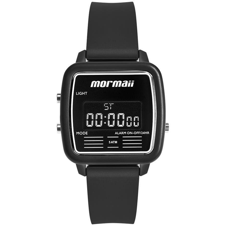 483f747695c Relógios Web Shop Relógio Mormaii Masculino Ref  Mojh02av 8p Digital Retrô  Preto