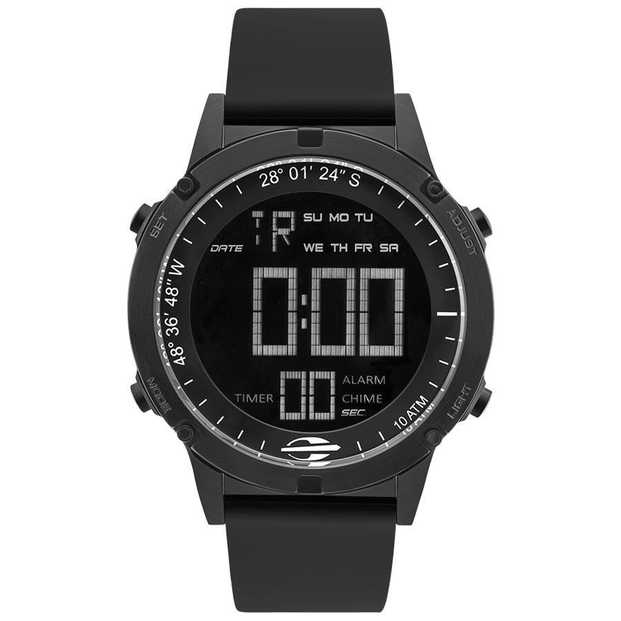 bc786e60c82 Relógios Web Shop Relógio Mormaii Masculino Ref  Mow13901a 8p Slim Surf  Black