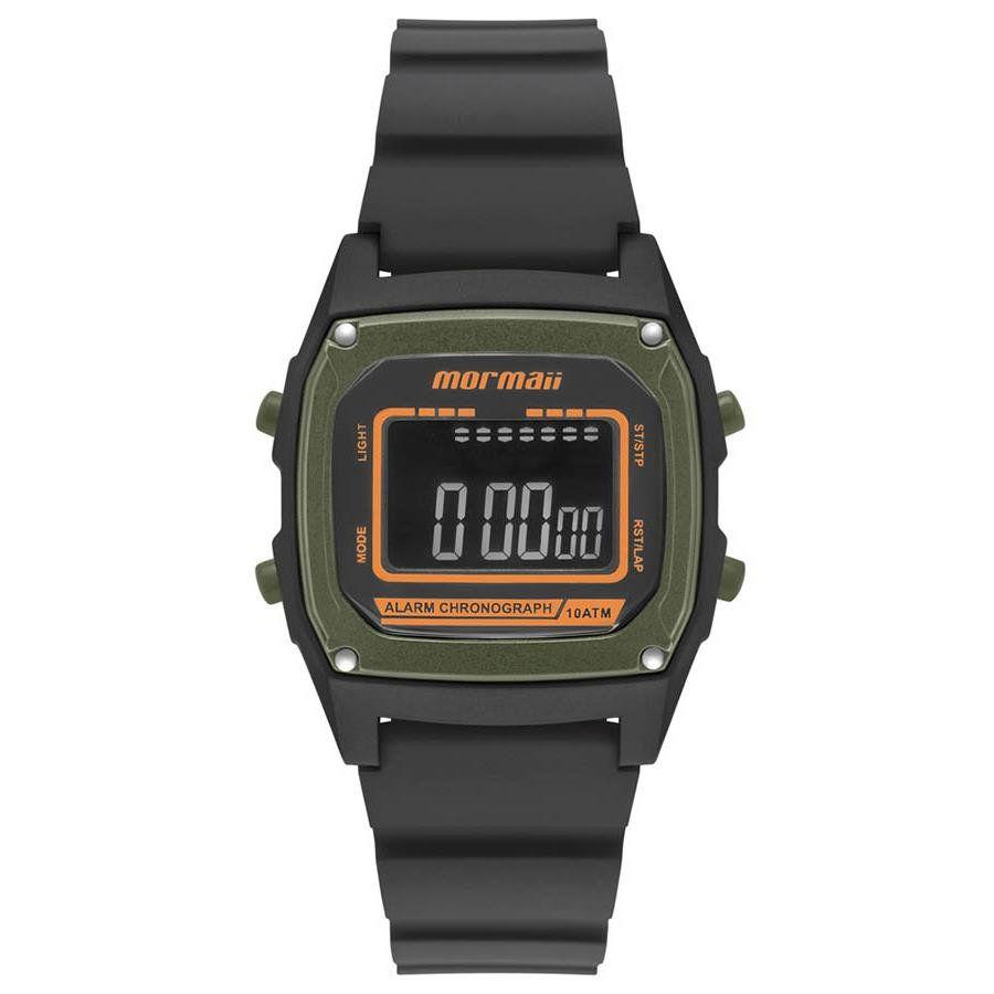 cbcfd2b6079 Relógios Web Shop Relógio Mormaii Ref  Mon28 8v Digital Steel Basic