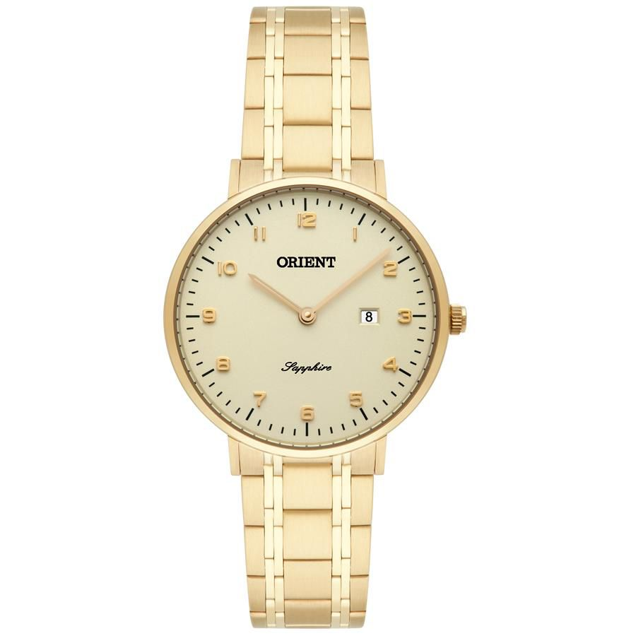 4beb8222df5 Relógios Web Shop Relógio Orient Feminino Ref  Fgsss003 C2kx Slim Dourado