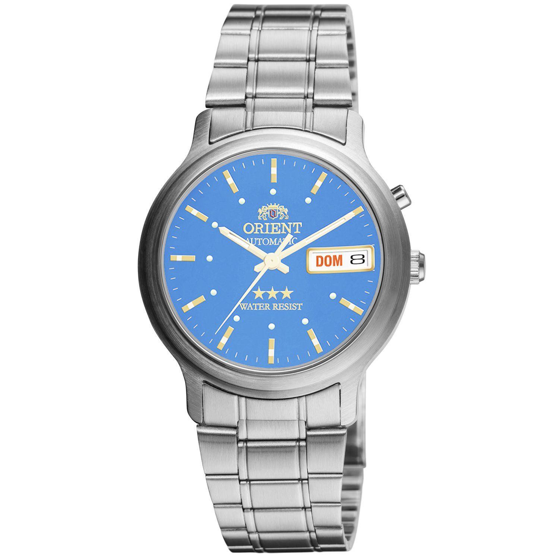 2a14d050cc2 Relógios Web Shop Relógio Orient Masculino Ref  469wa1a A1sx Clássico  Automático