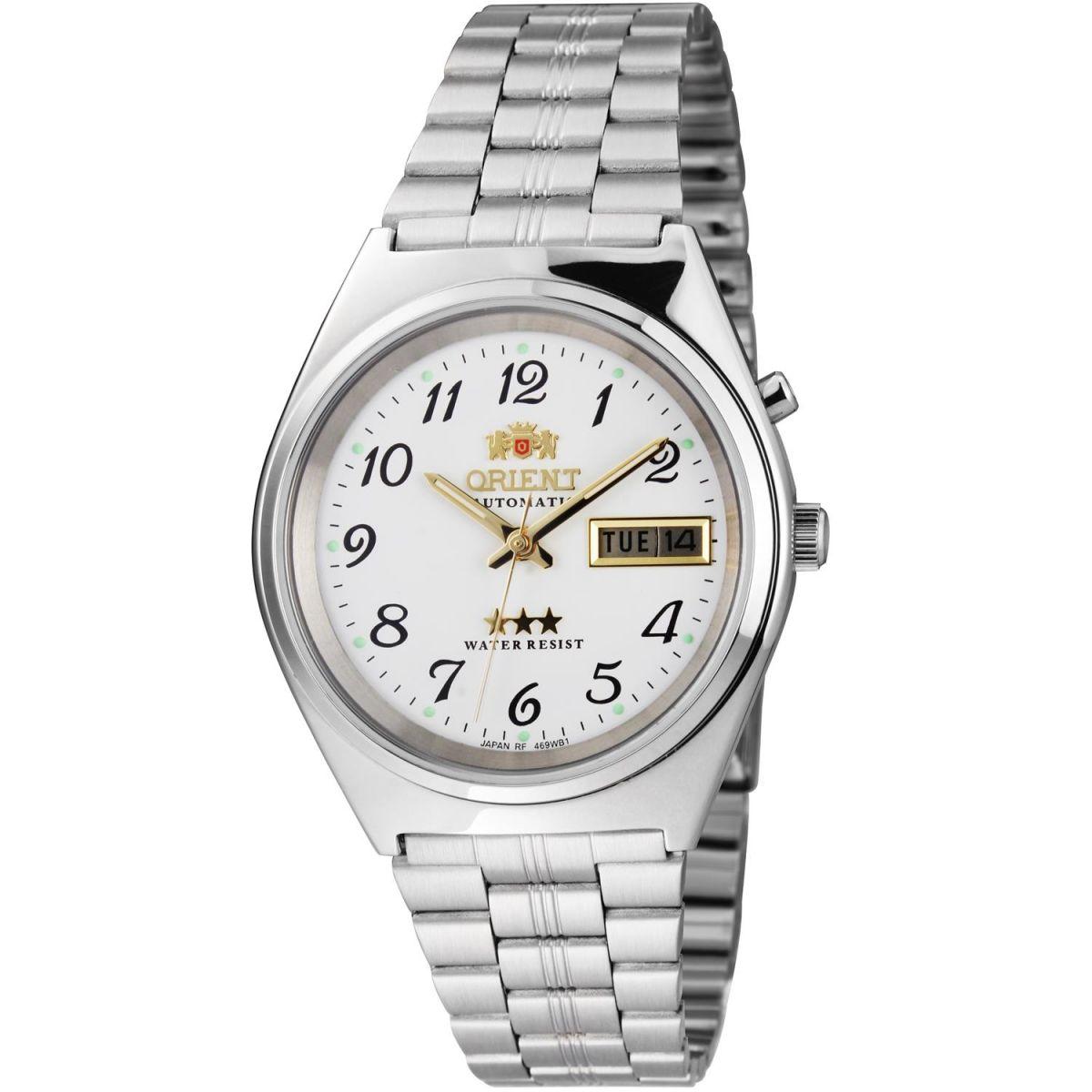 fe7c5b06f6c Relógio Orient Masculino Ref  469wb1a B2sx - Automático - Relógios Web Shop