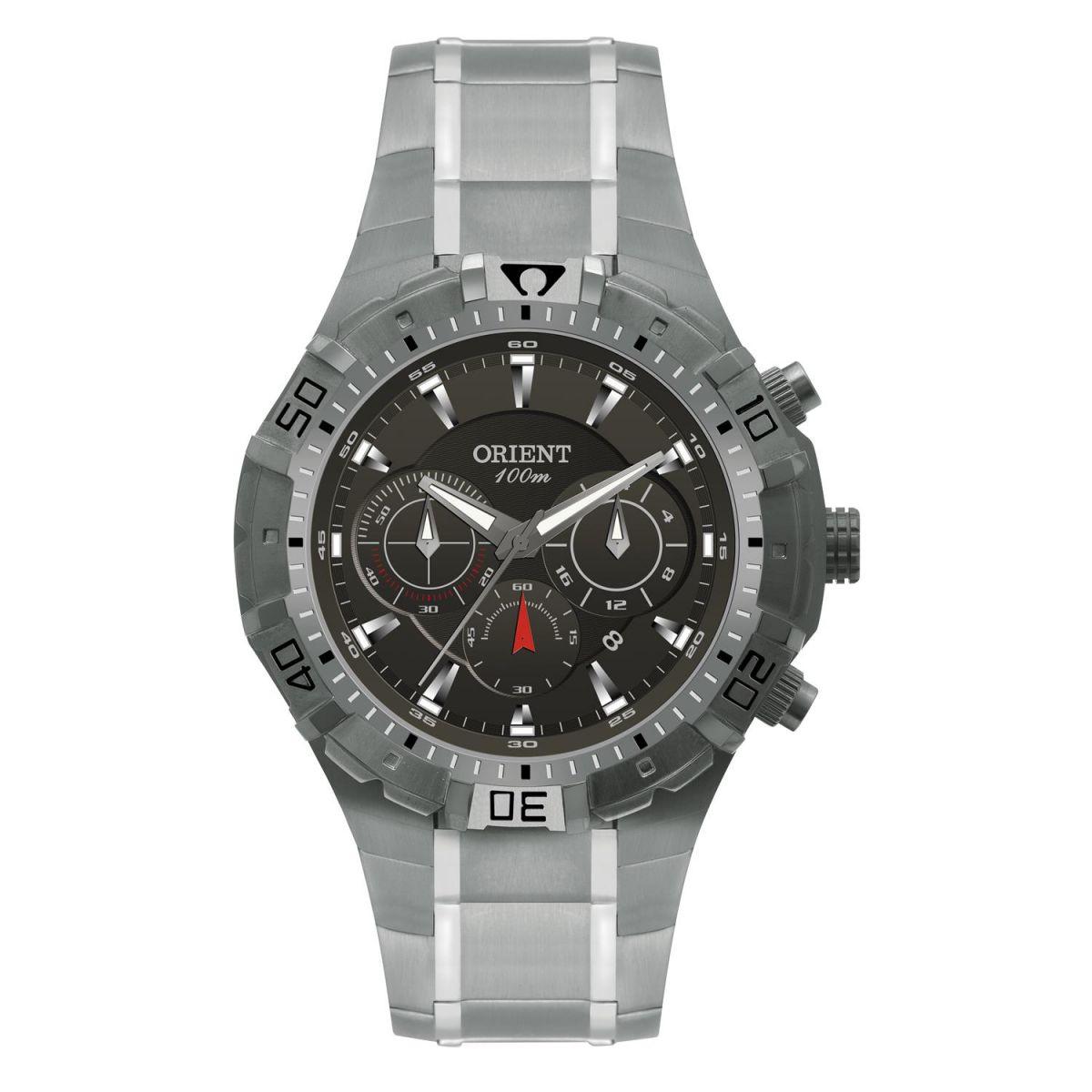 4c6f01dd1f8 Relógio Orient Masculino Ref  Mbttc005 G1gx Flytech