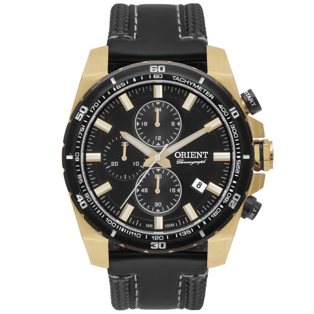 390b601e827 Relógios Web Shop Relógio Orient Masculino Ref  Mgscc003 P1px Cronógrafo  Dourado