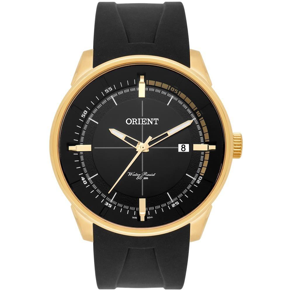 2dd07a37e45 Relógios Web Shop Relógio Orient Masculino Ref  Mgsp1004 P1px Casual Dourado