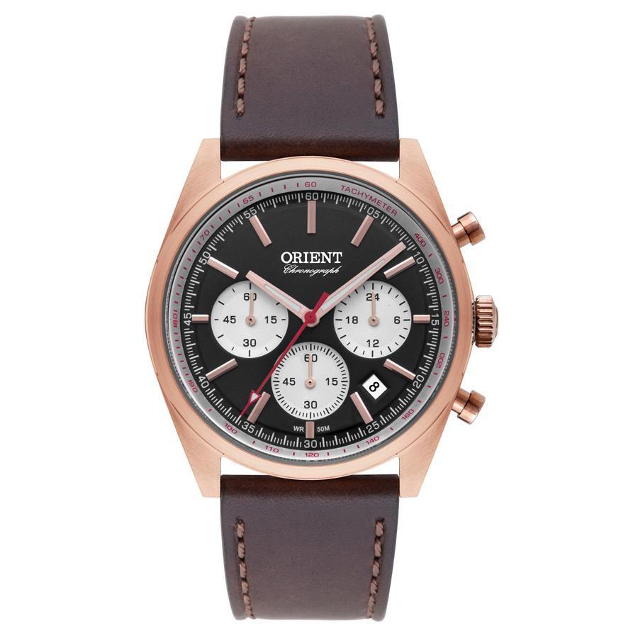 a32eab896da Relógios Web Shop Relógio Orient Masculino Ref  Mrscc016 P1nx Cronógrafo  Rosé