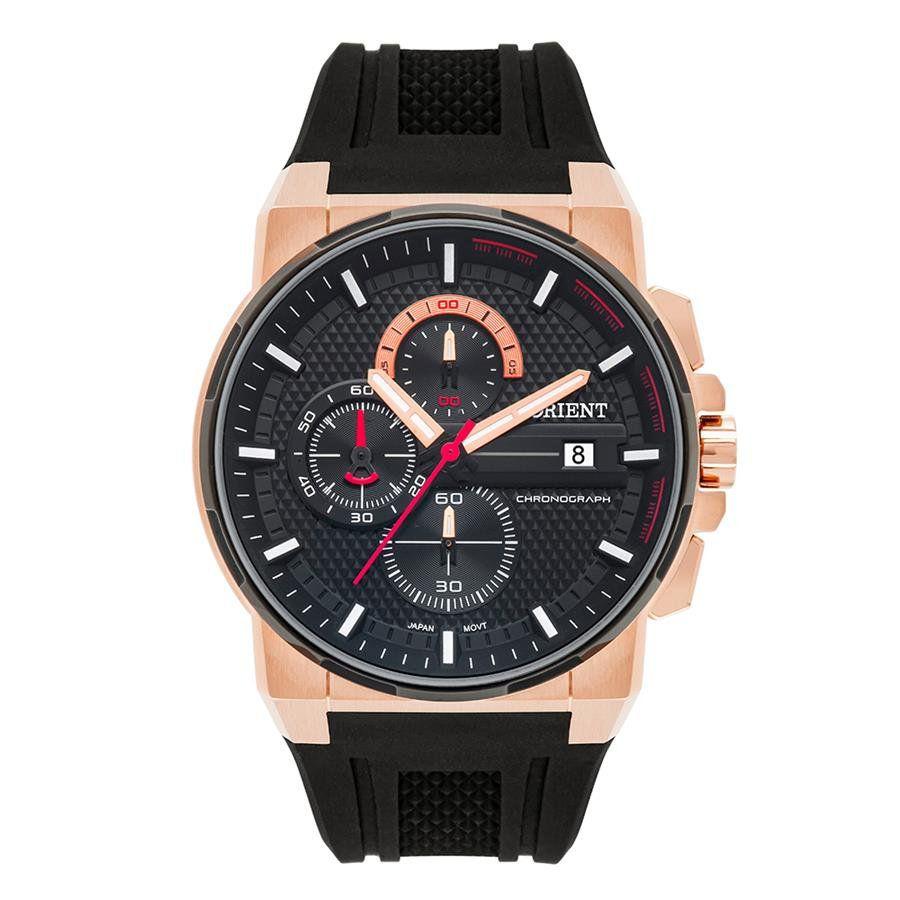 4a86dc7555 Relógios Web Shop Relógio Orient Masculino Ref  Mtspc009 P1px Cronógrafo  Bicolor