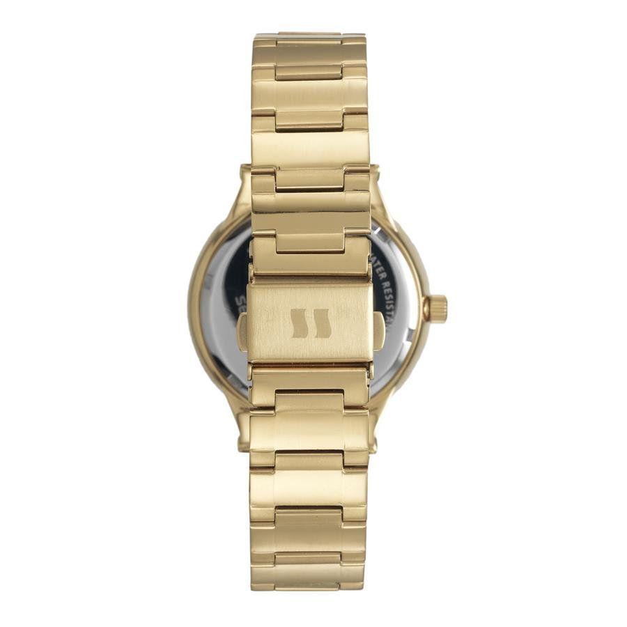 ... Relógio Seculus Feminino Ref  77024lpsvds1 Casual Dourado - Relógios  Web Shop 5cc58b783a