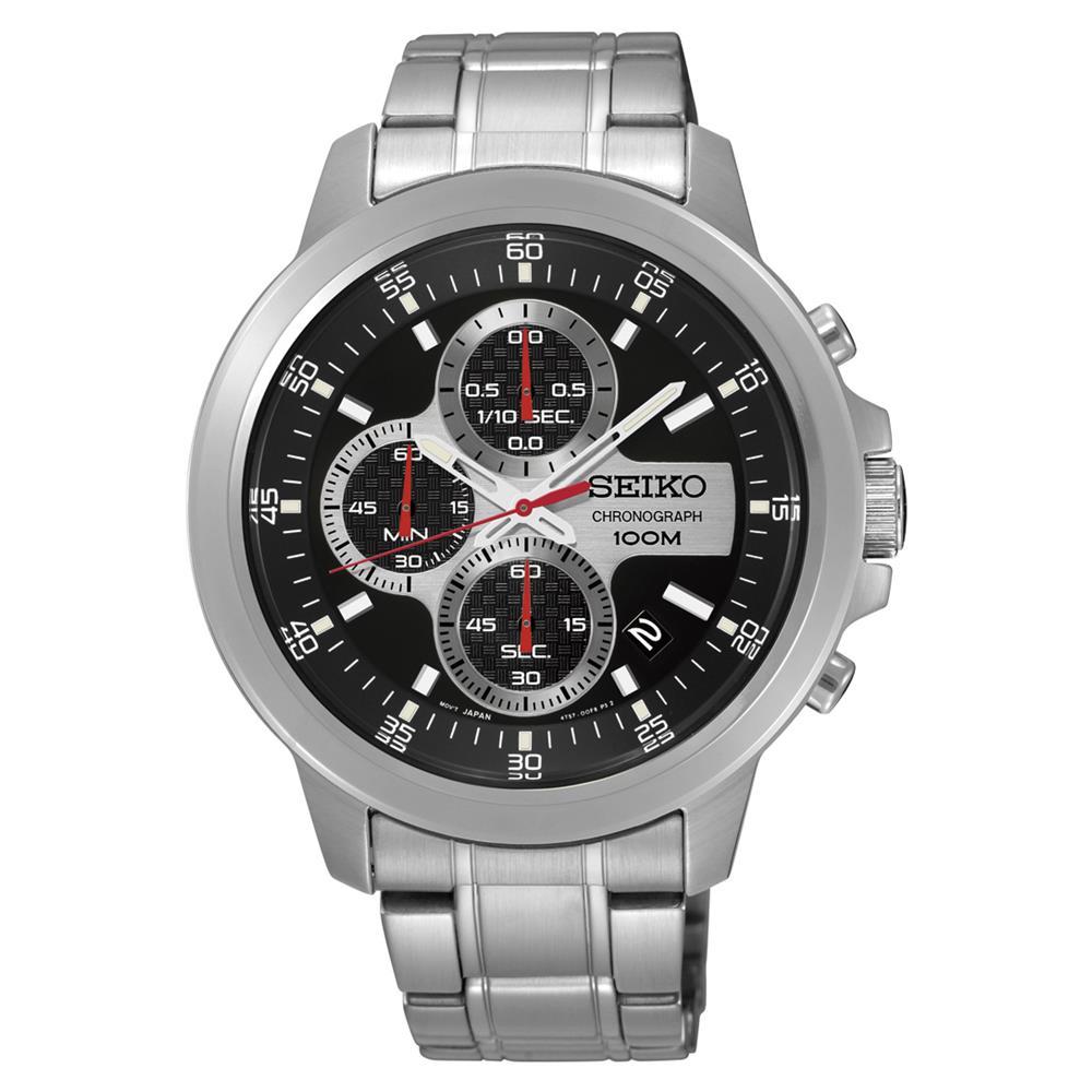 567e722d993 Relógios Web Shop Relógio Seiko Masculino Ref  Sks497b1 P1sx Cronógrafo