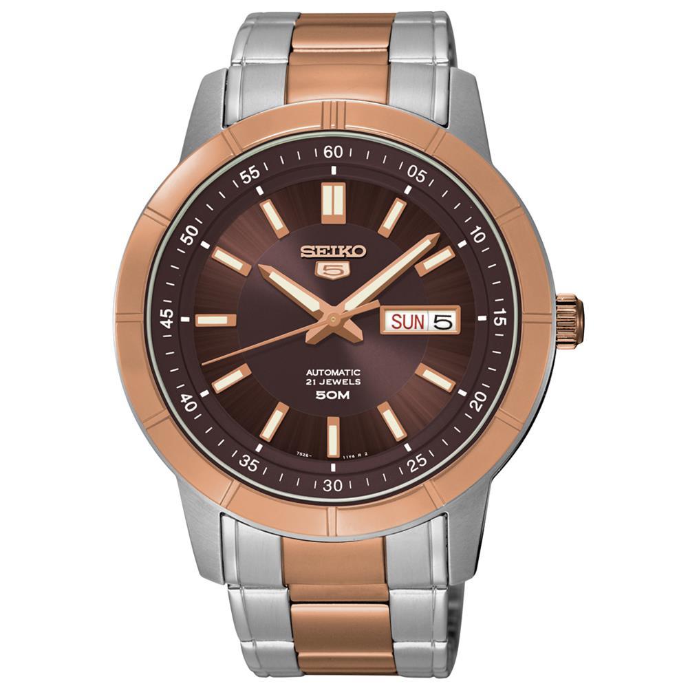 a1082d49d33 Relógios Web Shop Relógio Seiko Masculino Ref  Snkn60b1 W1sk Automático