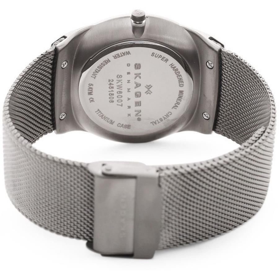 ... Relógio Skagen Masculino Ref  Skw6007 1pn Slim Titânio - Relógios Web  Shop ... 8ff944be9d